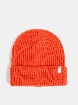 Oranžová čapica ONLY Maja