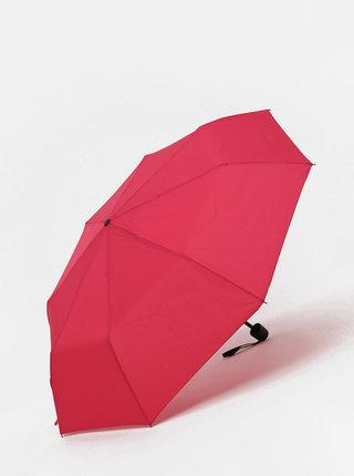 Růžový skládací deštník Doppler