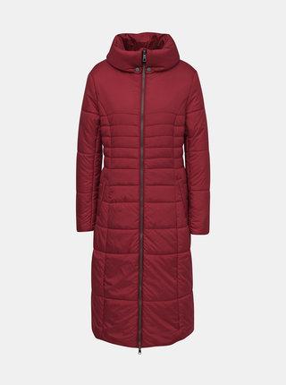 Červený prošívaný kabát ZOOT
