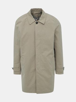 Béžový ľahký kabát Burton Menswear London