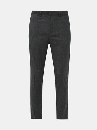 Šedé nohavice Burton Menswear London