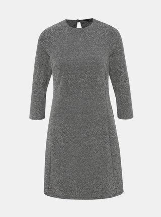 Šedé žíhané šaty Dorothy Perkins