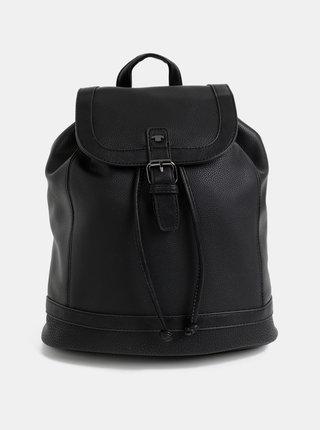 Černý dámský batoh Tom Tailor Juna