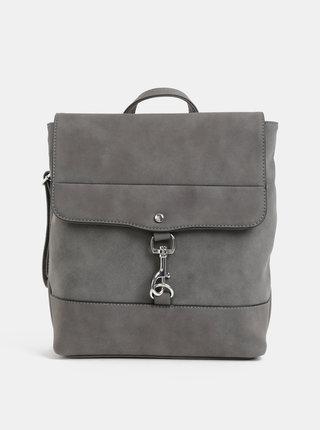 Šedý batoh Tom Tailor Fria