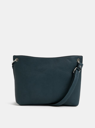 Petrolejová crossbody kabelka Tom Tailor Denim Effie