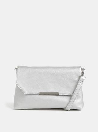 Crossbody kabelka ve stříbrné barvě Tom Tailor Denim Kenza