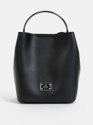 Čierna kabelka s odnímatelným púzdrom Bessie London