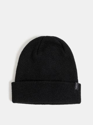 Čierna vlnená čapica Selected Homme