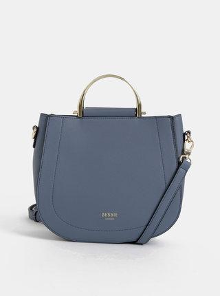 Modrá crossbody kabelka Bessie London