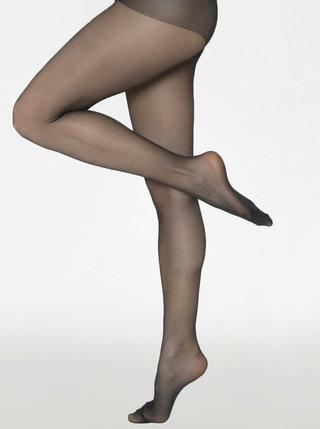 Čierne pančuchové nohavice Andrea Bucci 10 DEN