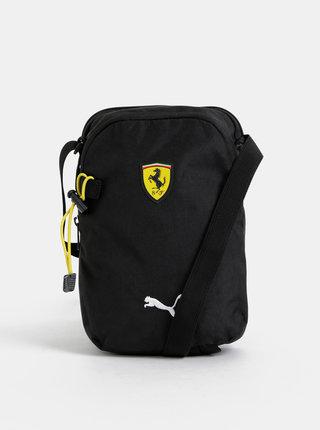 Čierna pánska crossbody taška Puma Scuderia Ferrari