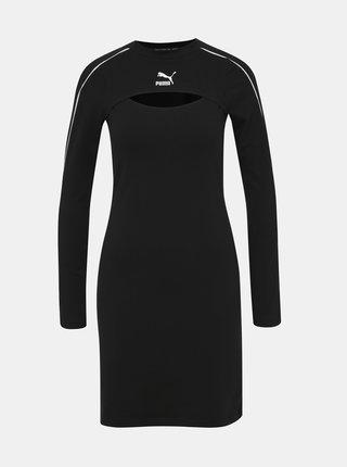 Černé šaty Puma Classics