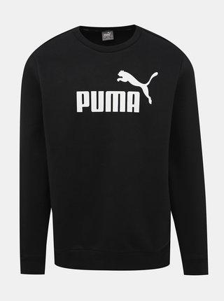 Černá pánská mikina Puma Ess Logo