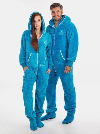 Modrý unisex overal SKIPPY