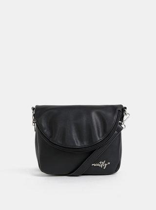 Čierna crossbody kabelka Meatfly