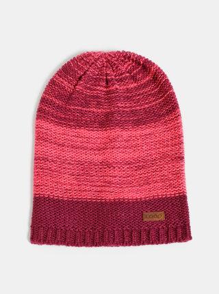 Rúžová dámska čapica LOAP Zalida