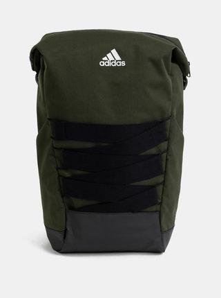 Tmavozelený batoh adidas Performance 4 CMTE 30,75 l