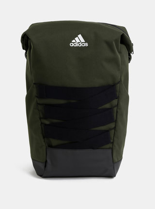 Tmavě zelený batoh adidas Performance 4 CMTE 30,75 l