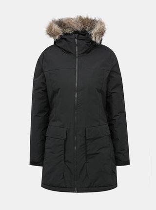 Čierna dámska zimná bunda adidas Performance Xploric