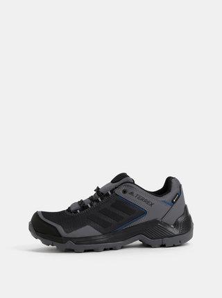 Tmavě šedé pánské outdoorové tenisky adidas Performance Terrex Easttrail