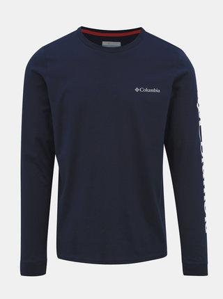 Tmavomodré pánske tričko Columbia