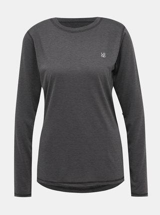Šedé dámské termo tričko LOAP Pegina