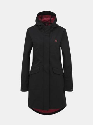 Čierny dámsky softshellový nepromokavý kabát LOAP Lyena