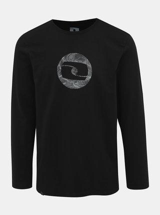 Čierne pánske tričko LOAP Albin