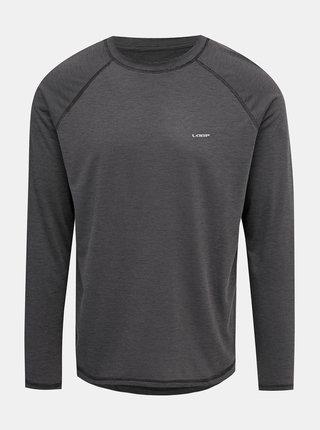 Šedé pánske termo tričko LOAP Penty