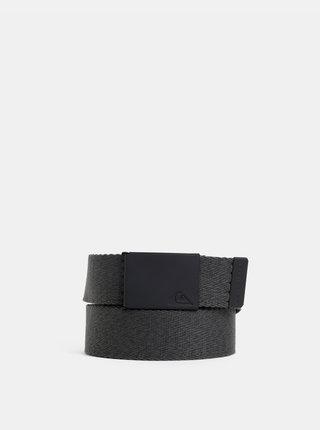 Černý oboustranný pásek Quiksilver