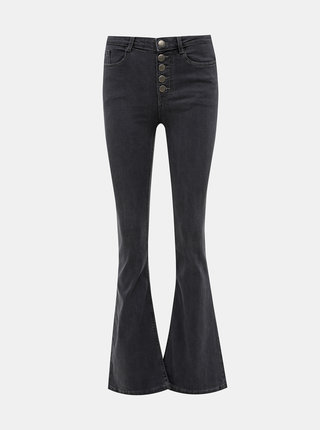 Šedé bootcut rifle Dorothy Perkins Shape & Lift