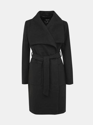 Čierny dámsky kabát ZOOT