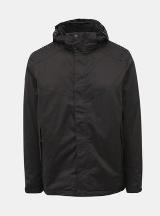 Čierna pánska zimná vodeodolná bunda killtec Realdo