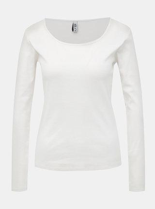Biele dámske basic tričko Haily´s Donna