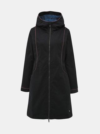 Černý zimní kabát Tranquillo Phaet