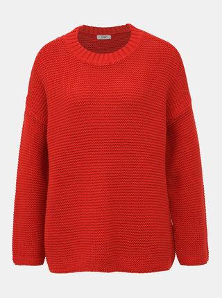 Červený svetr Jacqueline de Yong Meadow