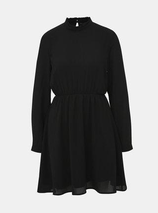 Čierne šaty VERO MODA Arwen