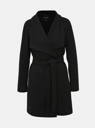 Černý kabát TALLY WEiJL