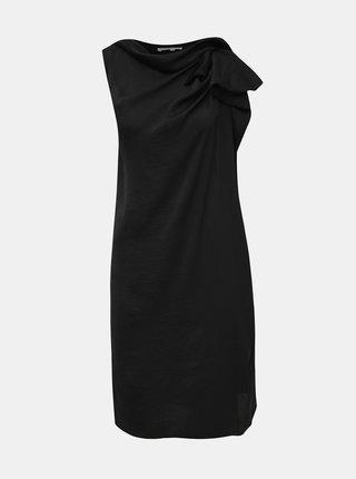 Černé šaty VERO MODA Fanny