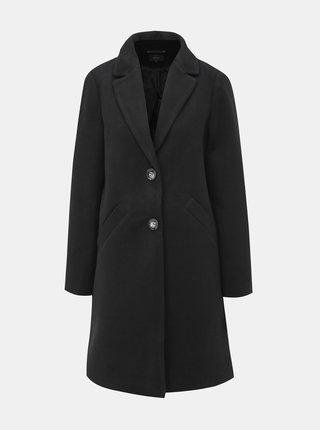 Černý kabát ONLY Veronica