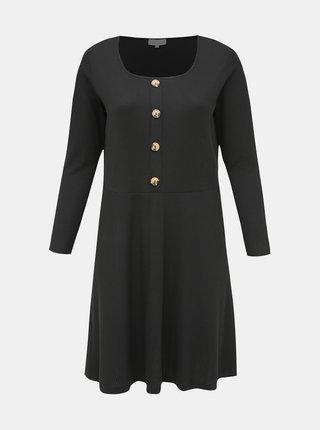 Černé šaty ONLY CARMAKOMA Julie