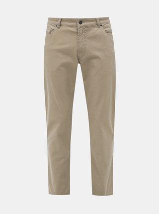 Béžové pánske nohavice ZOOT Pietro