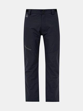 Čierne pánske vodeodolné zateplené nohavice Horsefeathers Spire