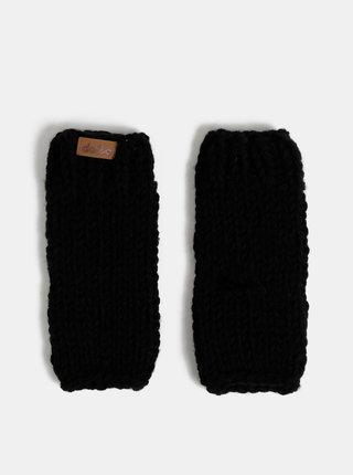 Černé návleky na ruce DOKE