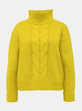 Žlutý svetr Dorothy Perkins