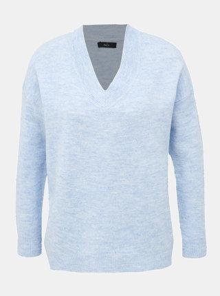 Svetlomodrý sveter M&Co