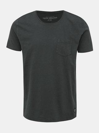 Tmavošedé tričko Shine Original