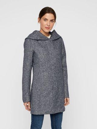 Modrý kabát VERO MODA Verodona