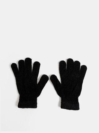Čierne dámske rukavice Haily´s Jenny