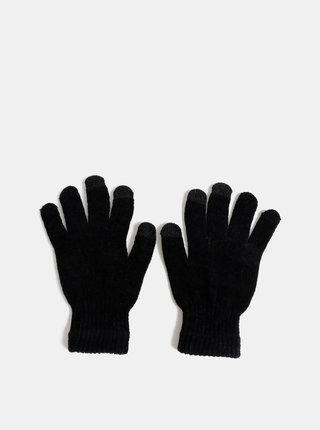 Černé dámské rukavice Haily´s Sally